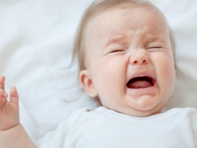 寶寶哭聲的不同含義